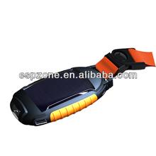 newest!!!unique design rubber &ABS case solar led camp lantern solar charger mobile charger
