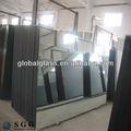 Alta qualidade silver mirror painel de vidro com ISO CCC CE