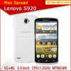 Lenovo s920 wifi 3g gps android 4.1 8mp camera techno phone