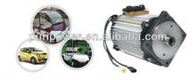 BLDC EV car motor Electric Vehicle motor AC brushless sightseeing vehicle motor golf car motor patrol car motor