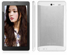 7 inch vatop tablet pc with Dual core 2g phone calling, high definition 1024*600 pixels,