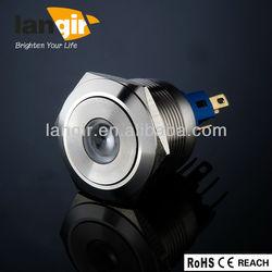 L22-F/M1/S/D dot light push button