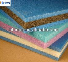 many colors eva foam sheet glue/low density eva foam