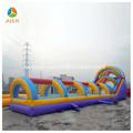 El tobogán inflable gigante, diapositivas inflables del pvc, diapositivas inflables del agua del juego