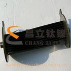 baoji changli Ru-Ir coating salt water chlorinator titanium anode price