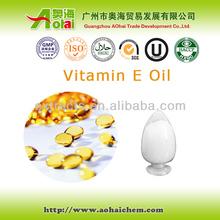 GMP manufactory produce vitamin e softgel capsules