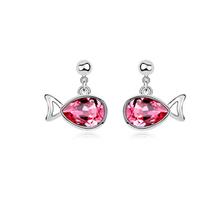 9199 artificial crystal jewellery organiser ladies earrings designs pictures