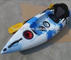 LLDPE or HDPE Single Sit On Top Kayak
