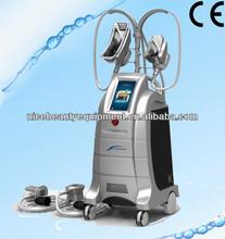 ETG504S Love Handles Bing Wings 4 handles Cryolipolysis Fat Reduce Slimming Machine