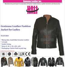 custom womens leather jackets and coats for women | Women Quality leather garment leather jacket for women fashion jackets
