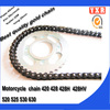 motorcycle parts,high quality motorcycle chain,motorcycle sprocket parts