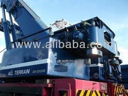 1996 TADANO 200 ton all terrain crane AR-2000M-2 origin JAPAN location JAPAN i070013 BALJ ca3i18j1