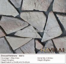 decorative lava rock stone