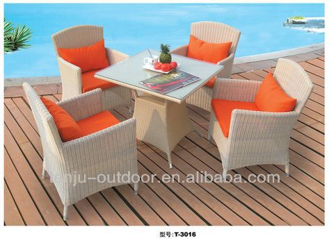 useable and waterproof outdoor rattan furniture