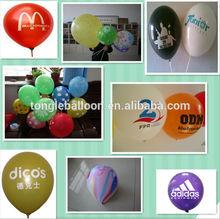 logo balloon for advertisement/ advertising balloon