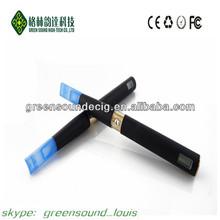 Green smoke harmless ego-t electronic cigarette lcd ego-t e cigs
