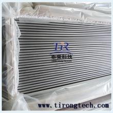 ASTM B348 Titanium bars Dia8mm X 1000mm