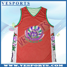 High school sportswear jersey basketball design