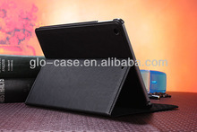 luxury leather smart case for ipad air cover for ipad5
