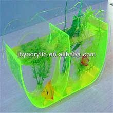 high quality modern samll acrylic fish tank