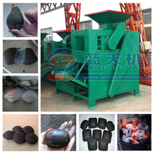 Reasonable coal and charcoal briquette machine price