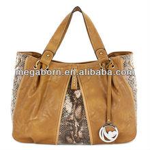 2013 Guangzhou China Bag Supplier of Women PU Leather Handbags