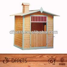 Waterproof Wooden Children Play House DFP017
