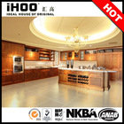 AK2307 American Kitchen Designs American Country Style Kitchen Cabinets Fitted Kitchens Made in China