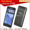 5.0 INCH dual sim lenovo p780 8mp camera android mtk6589 smart phone