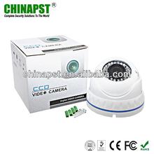 "Color Metal 1/4"" CMOS 700TVL IR Dome 2.8 mm CCTV Cameras with Vandal PST-DC312CT"