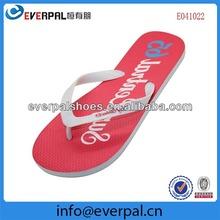 Printed flip flop manufacturing stock flip flop slipper