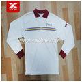 venta al por mayor 2014 personalizado bordado nuevo diseño de la moda barata camisas de polo para los hombres