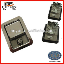 Handle Toolbox Lock Paddle Latch Flush T Handle