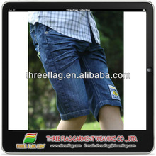 NO MOQ cheap short jeans for kids