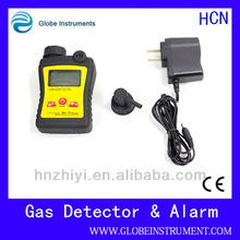 Gas Testing Instrument gas meter hydrogen cyanide gas meter HCN = 0-30 ppm Gas alert