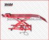 automobile car scissor lift / car lift / CE motorcycle lift jack