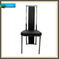 restaurant high back ergonomic dining chair