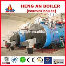 10 ton heavy oil fired steam boiler price