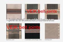 veik PTFE coating open mesh belt for Textile dryer machine