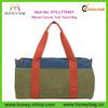 2014 Popular Duffel Bag Durable Waxed Canvas Tote Travel Bag