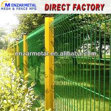 Plastic Decorative Garden Fence