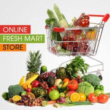Online Fresh Mart E commerce Store Builder