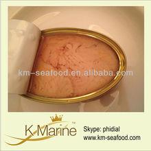 Yellowfin tuna fish canned tuna