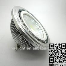 cob spotlight 12V 8W r111 led lamp