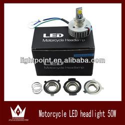 CN360 Third Generation 15w 1650LM Motorcycle LED Hi/L Beam UNIVERSAL LED Motorbike Headlight Motorbike Motorcycle Headlights kit