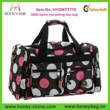 Latest Outdoor Cheap Portable Fashion Custom Travel Bag Factory