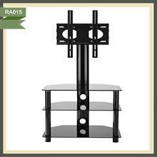 high gloss tv table lcd wall unit design newly RA015