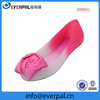 women crystal pvc plastic sandals jelly shoes
