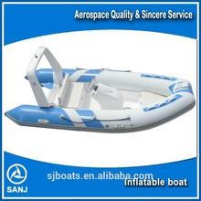 SANJ Rigid Inflatable Boat