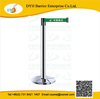 Popular party chrome telescoping barrier